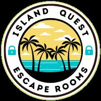 Island Quest Escape Rooms, Playa Blanca Logo